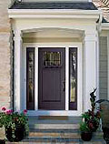 Therma-Tru entry door